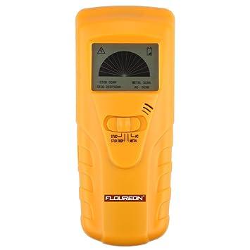 Floureon TH-110 - 3 en 1 Detector Pared de metal, perno prisionero y cable AC de alta tensón: Amazon.es: Bricolaje y herramientas