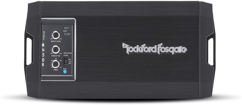 Renewed Rockford Fosgate T750X1bd Power 750 Watt Class-bd Mono Amplifier