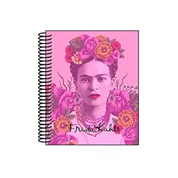 Frida Kahlo- Cuaderno Bloc A7 100 Hojas (SAFTA 561646099 ...