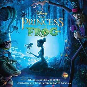 Soundtrack  The Princess and the Frog  Amazoncom Music
