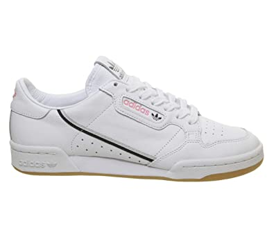official photos 2c27c fb676 Adidas Originals X Tfl Continental 80 Homme Baskets Mode Blanc
