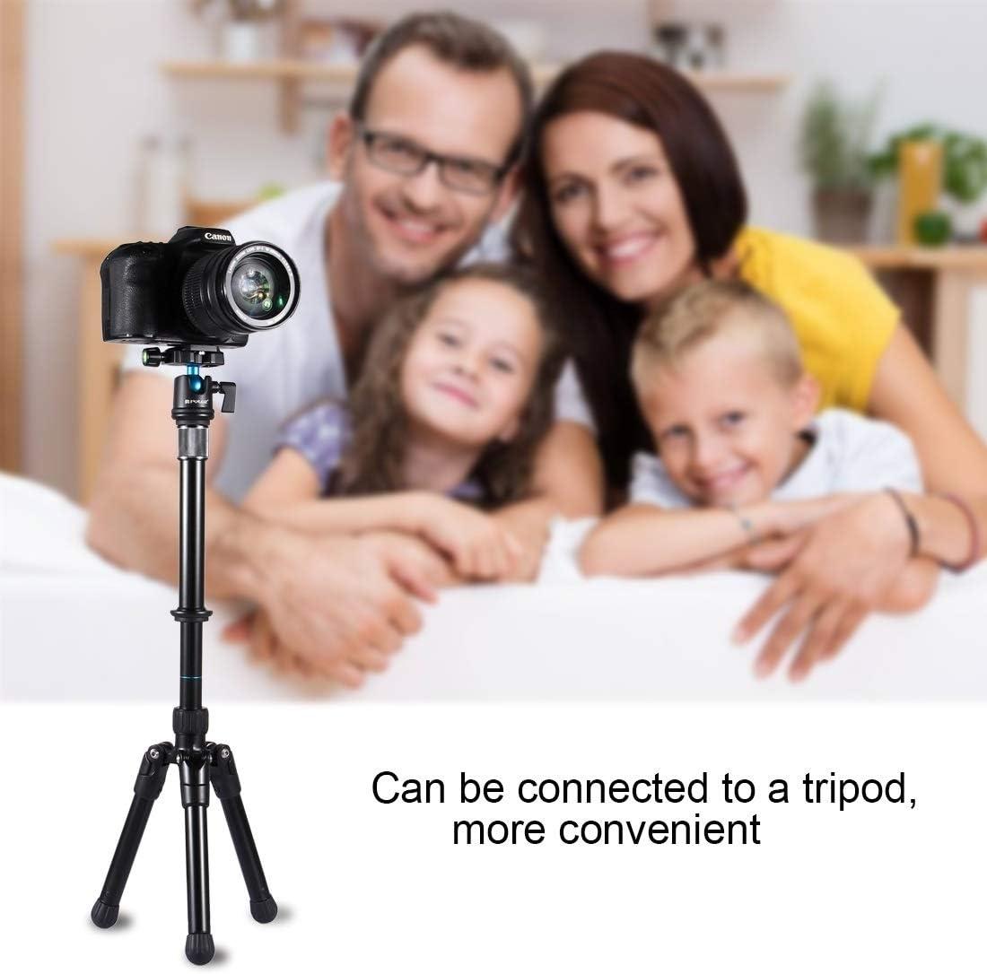 Teng AYSMG Metal Handheld Adjustable Tripod Mount Monopod Extension Rod for DSLR /& SLR Cameras