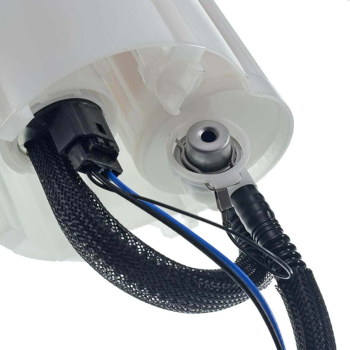 Kraftstoff F/ördereinheit Benzinpumpe elektrisch f/ür Meriva 2003-2010 1582980174