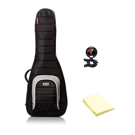 Mono M80 – 2 a-blk Dual acústica y guitarra eléctrica híbrida funda bolsa funda