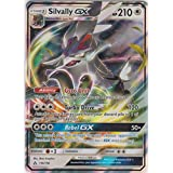 Pokemon TCG Ultra Prism Single: Silvally-GX 116/156 Ultra Rare