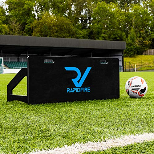 RapidFire Soccer Rebound Board | Soccer Passing Accuracy Training Aid (Single) best to buy