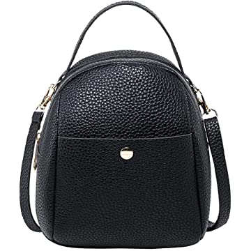 HOTUEEN Women Casual Solid Removable Strap Square Shoulder Bag Shoulder Bags