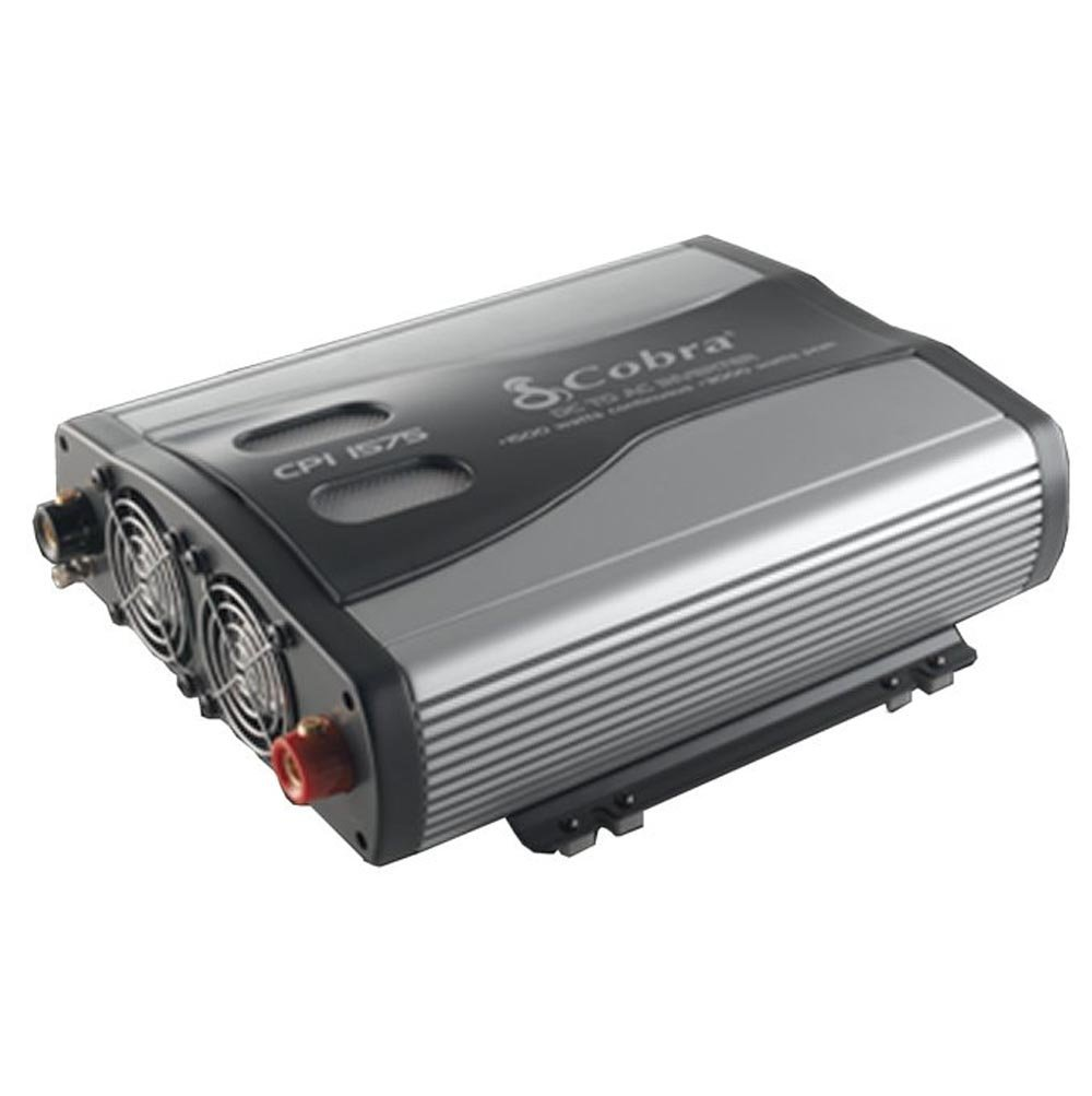 Cobra CPI 1575 1500 Watt 12 Volt DC to 120 Volt AC Power Inverter Reviews