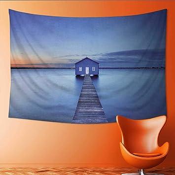Amazon.com: Printsonne - Tapiz horizontal de girasol bajo la ...
