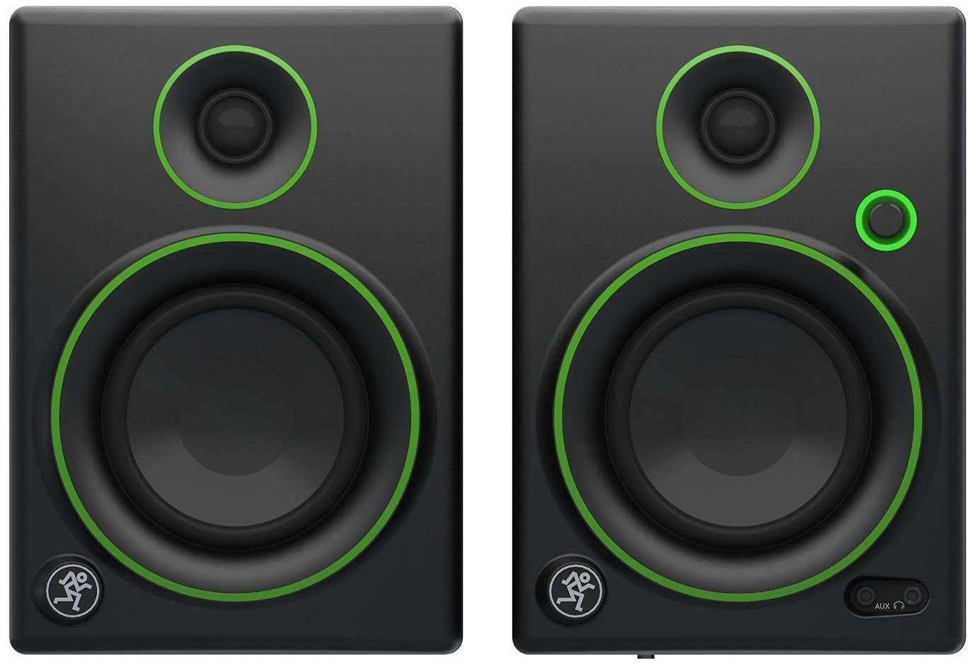Mackie CR4 (Pair) Creative Reference Multimedia Monitor, Set of 2