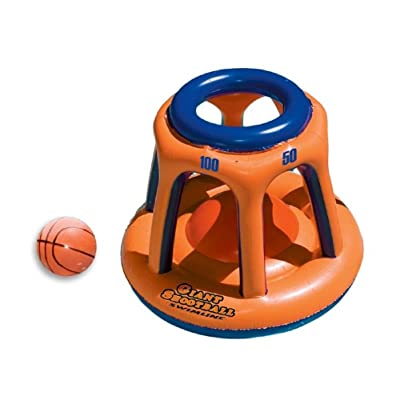 "Swimline 48"" Giant Shootball Game: Toys & Games"