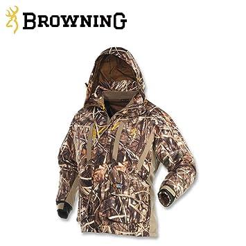 Chaqueta de caza Dirty Bird Browning, verde oscuro: Amazon.es: Deportes y aire libre