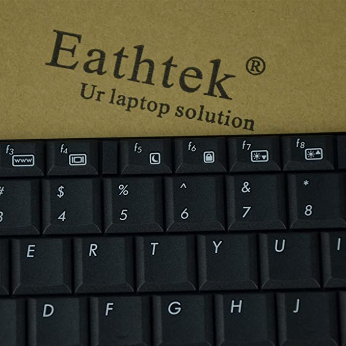Amazon.com: Eathtek Replacement Keyboard for HP Compaq G71-329WM G71-333CA G71-333NR G71-339CA G71-340US G71-343US G71-345CL G71-347CL G71-349WM G71-351CA ...