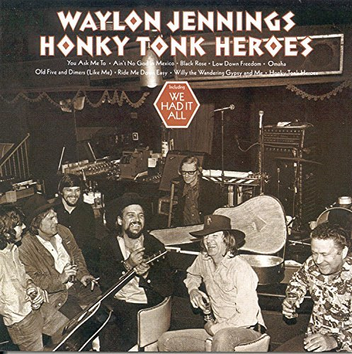 Price comparison product image Honky Tonk Heroes by Waylon Jennings (1999-06-01)