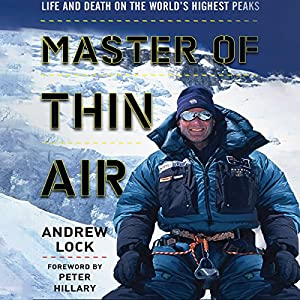 Master of Thin Air Audiobook