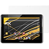 Samsung Galaxy Tab 2 10.1 Displayschutzfolie - 2 x atFoliX FX-Antireflex blendfreie Folie Schutzfolie