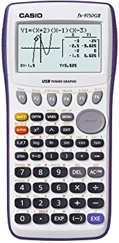 Casio 6 X 4 inches Graphing Calculator