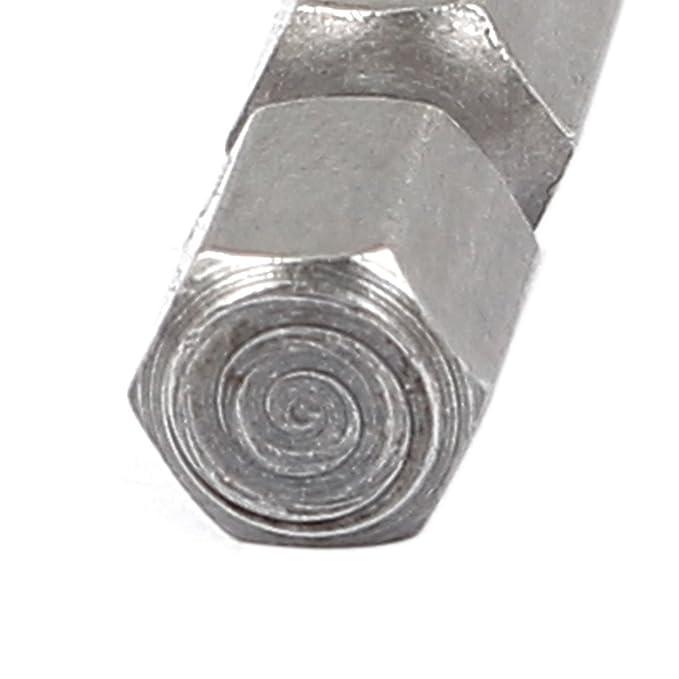 eDealMax 150 mm de largo 1/4 pulg vástago hexagonal de 6 mm PH2 ...