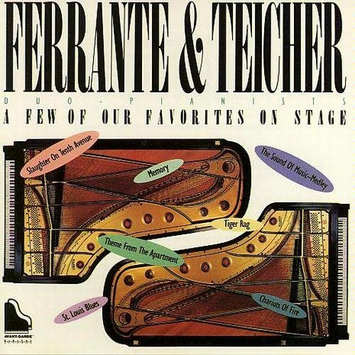 Ferrante & Teicher: A Few Of Our Favorites On Stage [Vinyl LP] [Stereo] by Avant-Garde Digital / Columbia House