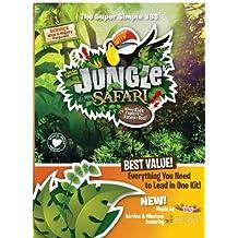 Super Simple Jungle Safari Kit (Vacation Bible School (VBS) 2014: Jungle Safari—Where Kids Explore the Nature of)
