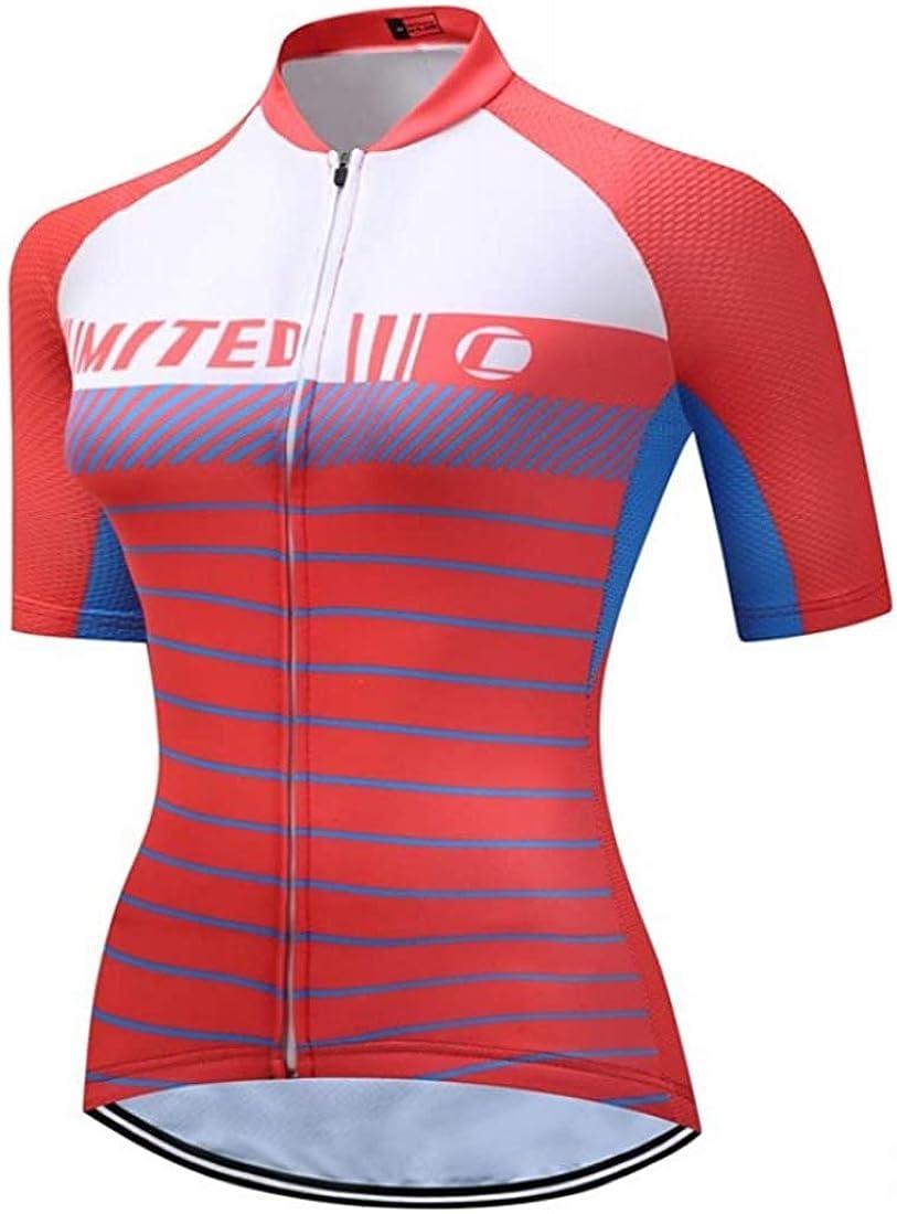 Coconut Ropamo Women's Cycling Jersey Short Sleeve Bike Shirt Cycling Clothing for Women