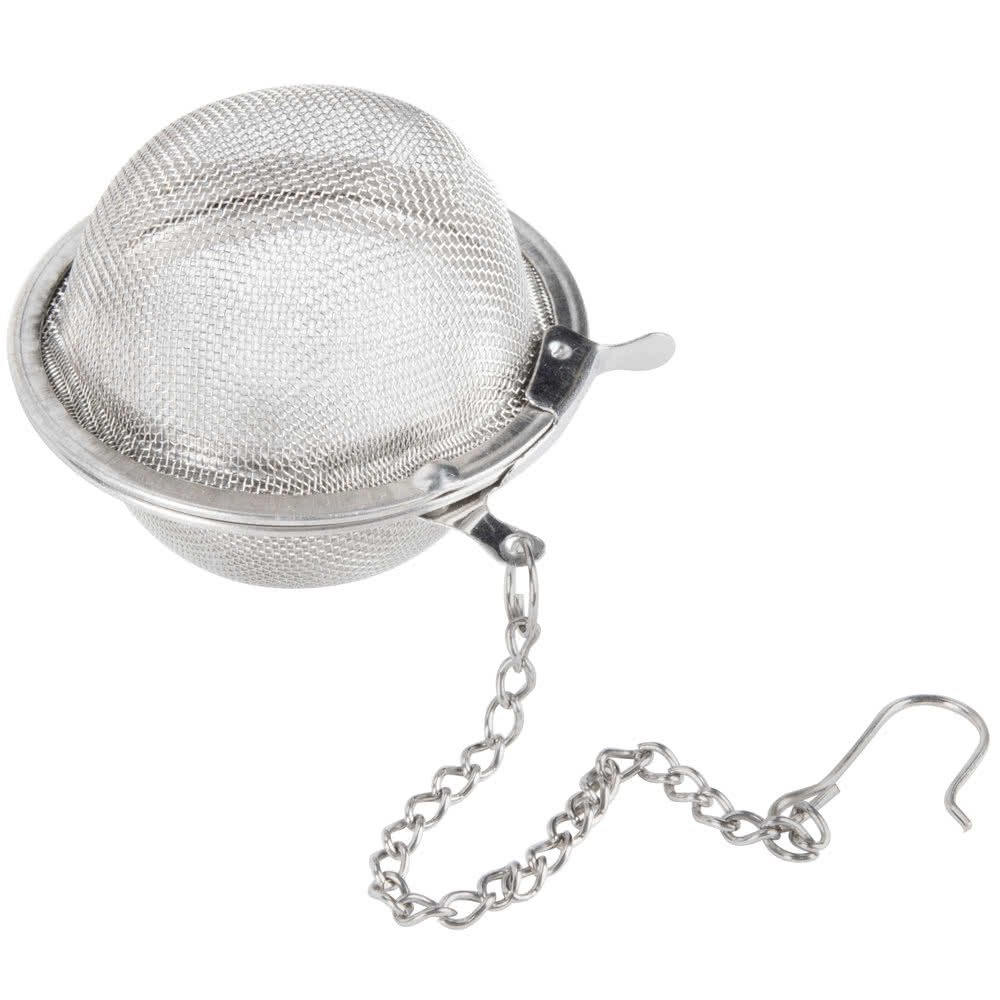 2'' Stainless Steel Tea Ball Infuser Pack of 12