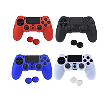 Video Games & Consoles Camouflage Case Skin Grip Cover For Playstation 4 Ps4 Controller Blue Gw We Take Customers As Our Gods Faceplates, Decals & Stickers