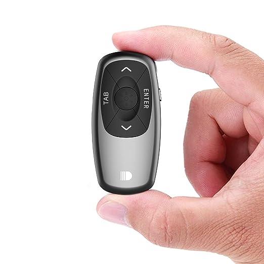 129 opinioni per Mini Wireless Presentatore Doosl® Ricaricabile PowerPoint Presentazione Clicker