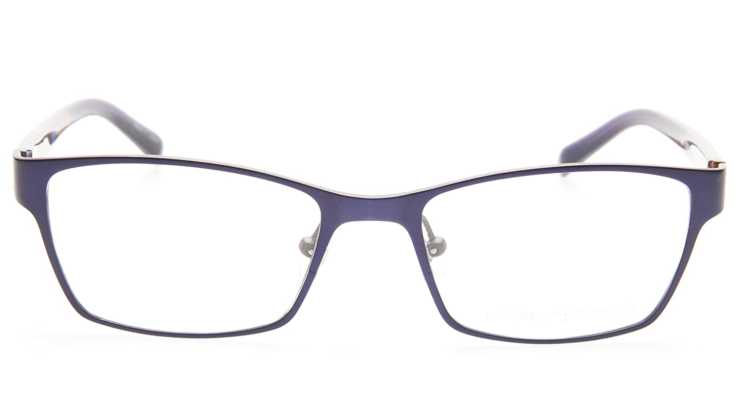 24f3bfc4b51c9 NEW PRODESIGN DENMARK 1296 c.3031 LILAC EYEGLASSES FRAME 51-17-130 B34mm  Japan at Amazon Women s Clothing store