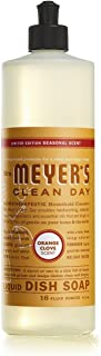 product image for Mrs Meyers Clean Day Liquid, Orange Clove 16.0000 OZ (Pack of 6)