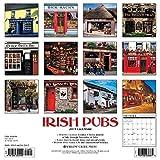 Irish Pubs 2017 Wall Calendar