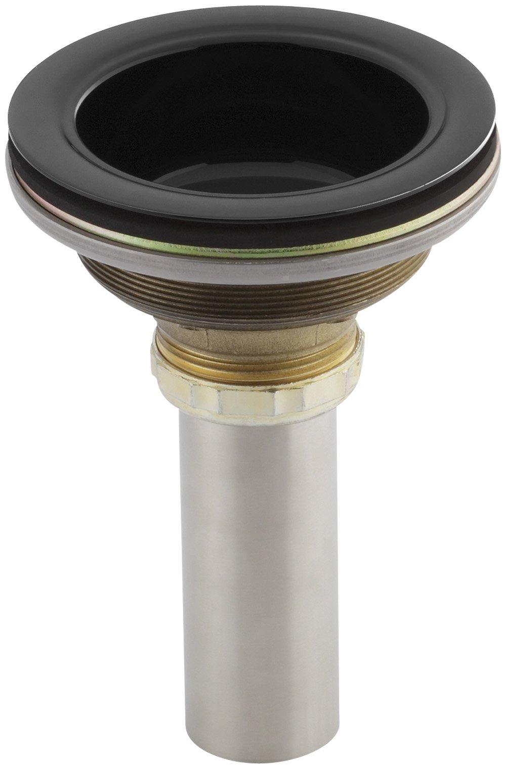 KOHLER K-8804-7 Duostrainer Body, Black Black