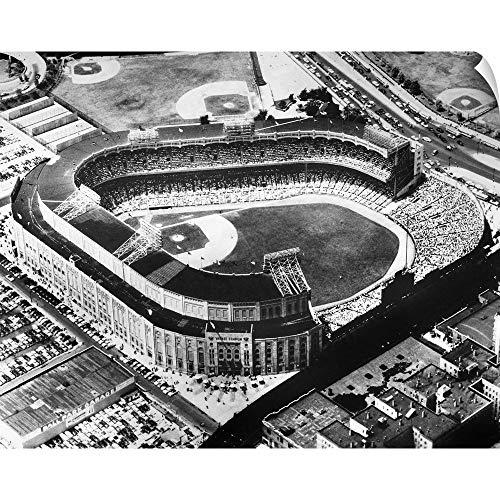 (CANVAS ON DEMAND Yankee Stadium in The Bronx, New York City, 1955