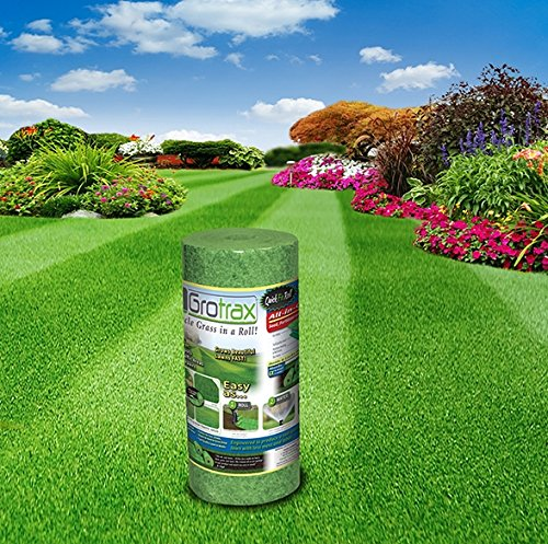 Grotrax Grass Review