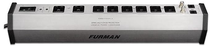 Review Furman PST-8 SMP EVS