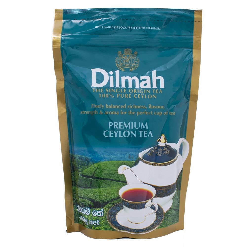 Dilmah Premium Ceylon Tea BOPF 400g Loose Black Tea