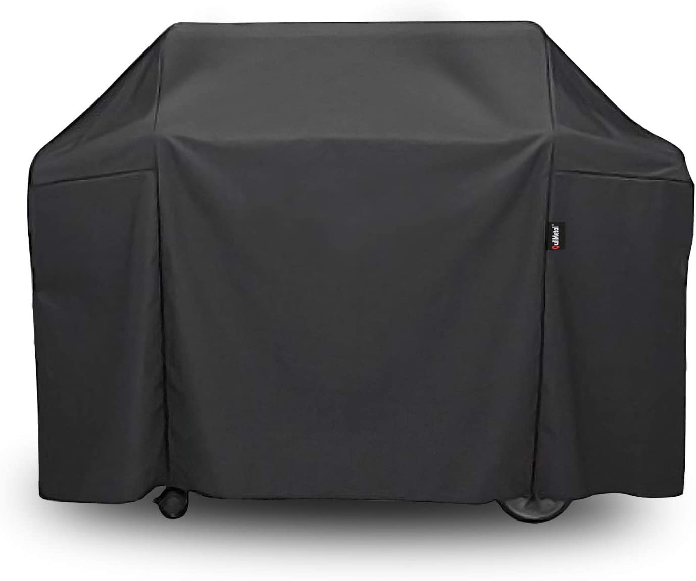 QuliMetal 7131 Grill Cover for Weber Genesis II 4 Burner Grill, 65 Inches BBQ Grill Cover for Weber Genesis II 410/435/440 Grill