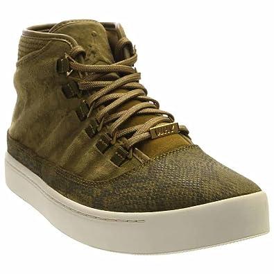 709631c5b2b9 Jordan Nike Men s Westbrook O Militia Green Black LightBone White 768934-305