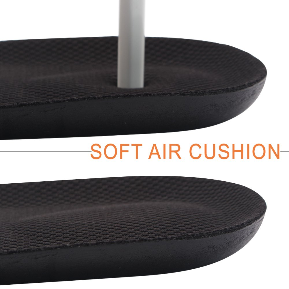 footinsole Heel Cushion Dress Shoe Insoles - Best Shoe Inserts – Universal Size by FOOTINSOLE.COM (Image #4)