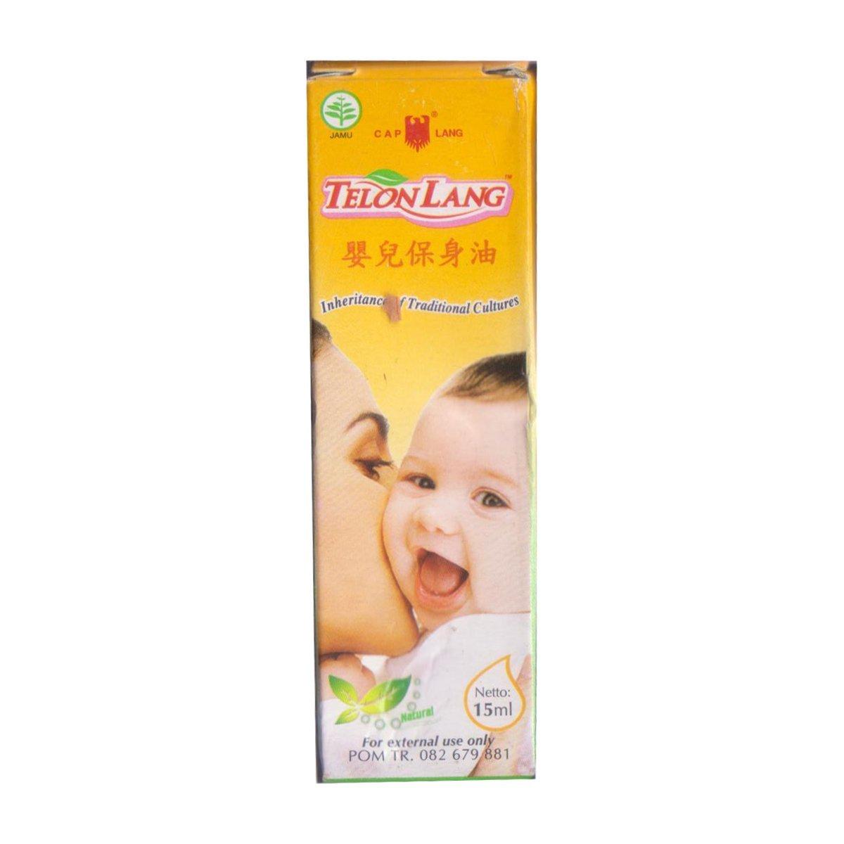 Cap Lang Eagle Brand Telon Oil 30ml Health Personal Care Minyak Kayu Putih Caplang 60ml Dan