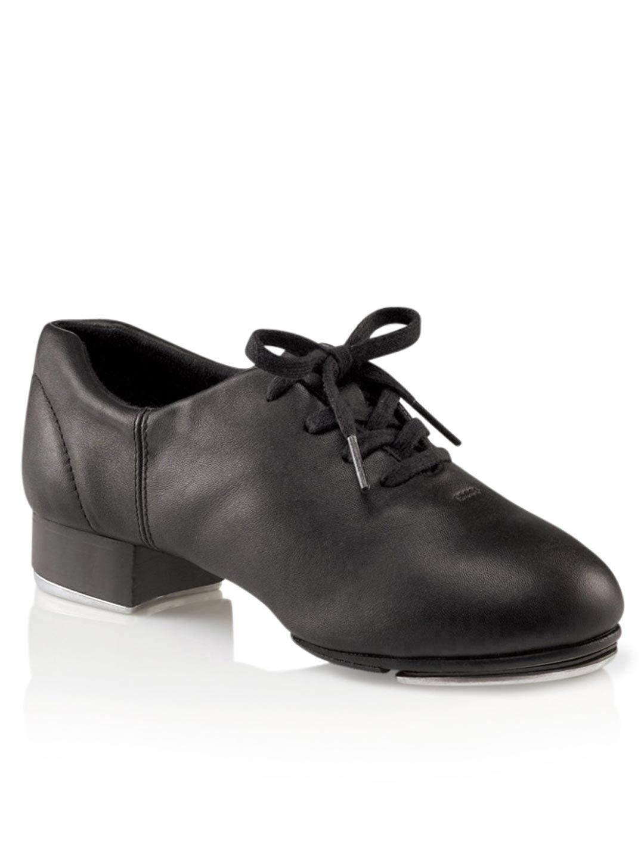 Capezio Women's Flex Master Tap Shoe,Black,8 W US by Capezio