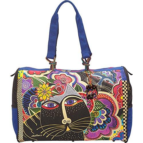 Laurel Burch Travel Bag, 21 by 8 by 15-Inch, Carlotta's ()