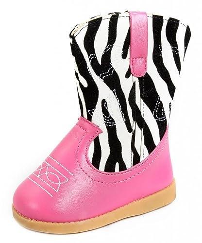 2decc8cb06d3f Sneak A' Roos Little Girl's Squeaky Toddler Boot