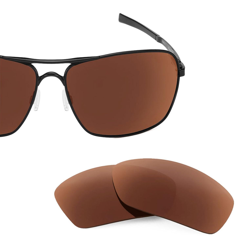 Revant Ersatzlinsen für Oakley Plaintiff Squared Titanium MirrorShield® iYb89Llzx