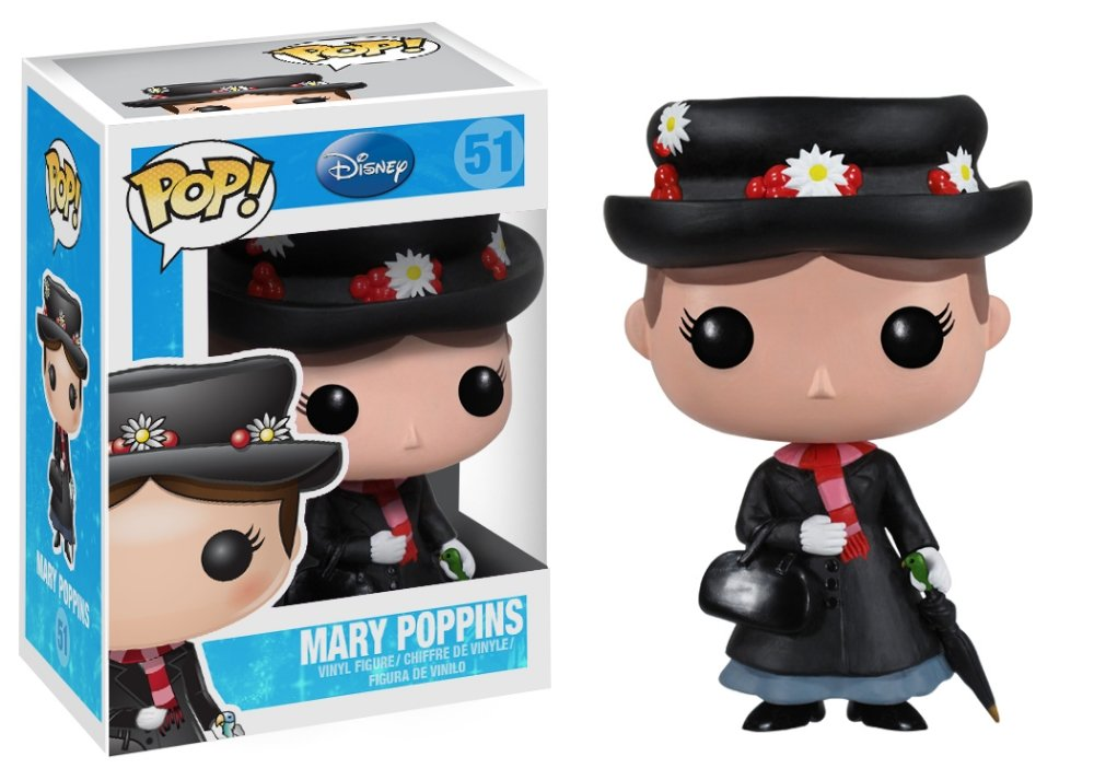 Funko POP Disney Series 5 Mary Poppins Vinyl Figure