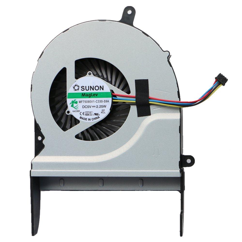 Cooler Para ASUS N551J N551JW N551JX N551JK N551JQ G551 G551