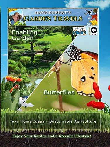 Garden Travels - Enabling Garden - Butterflies -