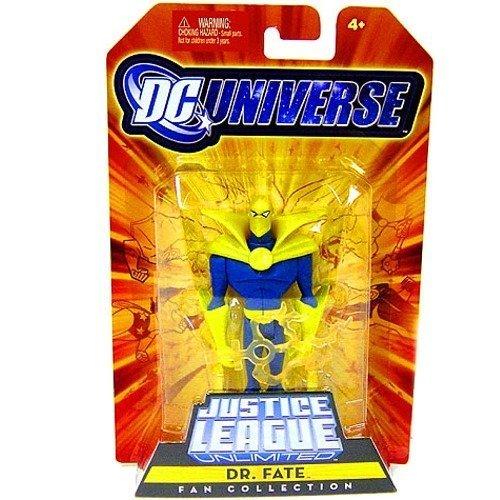 (DC Universe Justice League Unlimited Fan Collection Action Figure Dr. Fate)