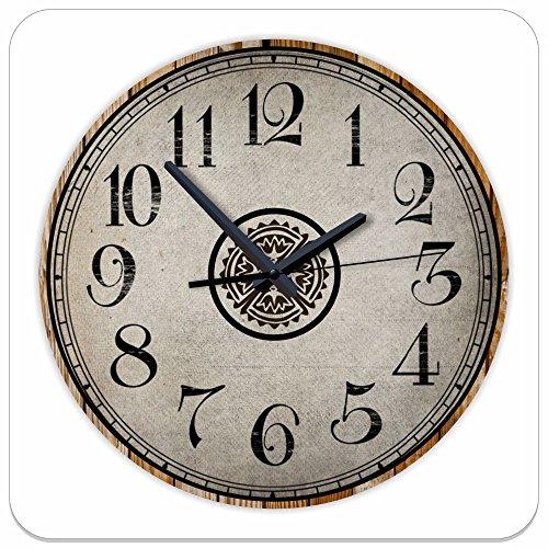 12 Inch Silent Quartz Wall Clock Modern Home Decoration Frozen European Antique Clock Watch