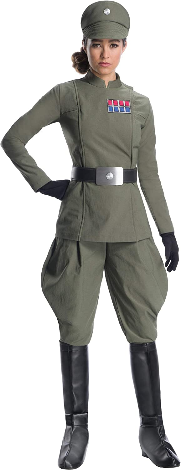 Charades Star Wars Imperial Officer Women's Costume